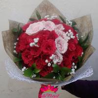 bunga untuk valentine
