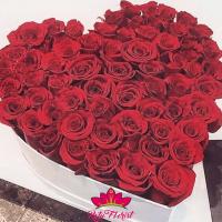 memilih bunga untuk valentine