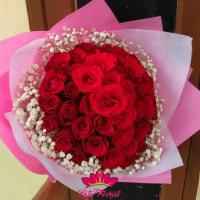 bunga hadiah ulang tahun