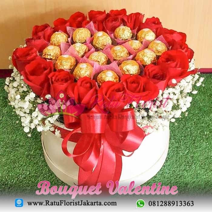 Buket Valentine