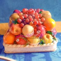 gambar parcel buah